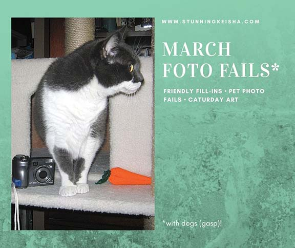 Feral Friday March Foto Fails.
