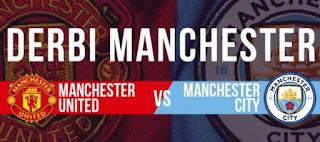 Saksikan Laga Big Match Manchester City Vs Manchester United di Carabao Cup Secara Online
