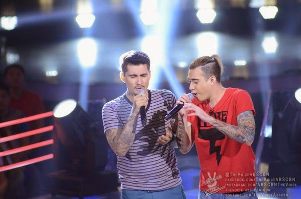 Bradley Holmes wins The Battles vs Jason Fernandez on 'The Voice PH'