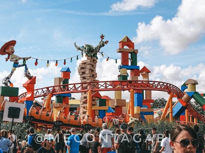 QUANTAS VEZES o Walt Disney World JÁ FECHOU?