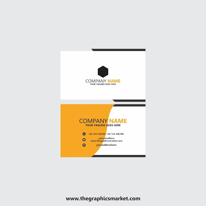 White Business Card   Free Download
