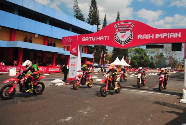 Honda Dream Cup 2019
