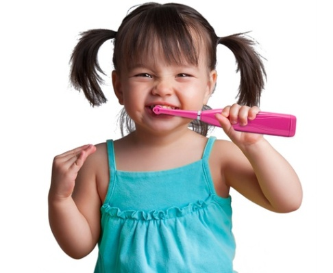 Brusheez Children's Electronic Toothbrush Set –Price :$18.99 (37% OFF)
