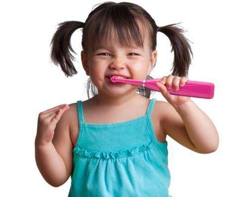 Brusheez Children's Electronic Toothbrush Set –Price :$18.99 (37% OFF)
