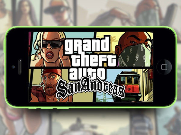 GTA San Andreas Mobil - Silah Skinleri Modu İndir + Kurulum
