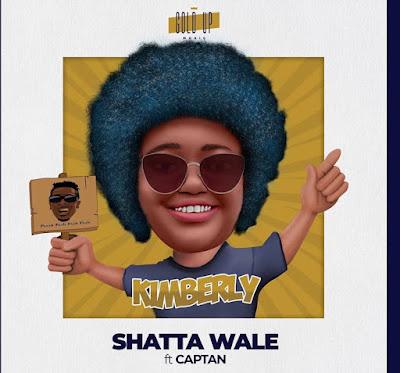 Shatta Wale Ft Captan - Kimberly (Audio MP3)