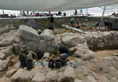 Discoveries: These Archaeologist Discovered The Lost City Of Ziklag,  The Refuge of Biblical King David