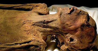 Mummi Menjerit di Mesir