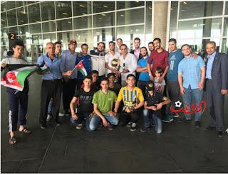 Θερμή υποδοχή του MVP στην Ιορδανία