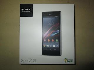 Dus Hape Sony Xperia Z1