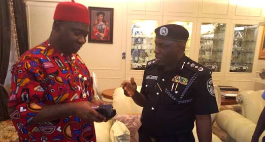 Ekweremadu's Home Attack: Police Headquarters Give Update