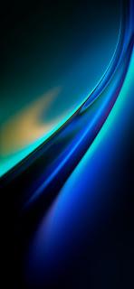 خلفيات ايفون زرقاء