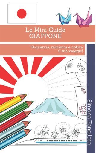 Le mie Mini Guide da colorare: GIAPPONE