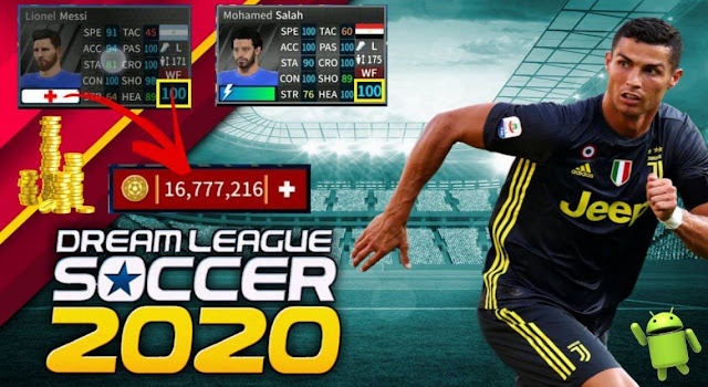 Kumpulan Logo Dream League Soccer Keren (Bisa Request)