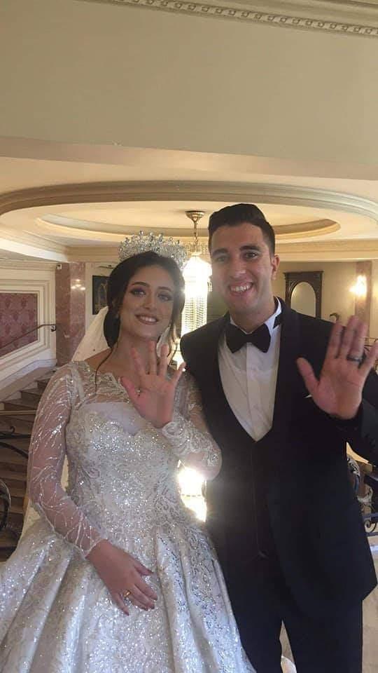 شبكة أسرار نيوز تهنئ الاستاذ فتحى النحاس  بمناسبة حفل زفاف نجله المهندس اسلام