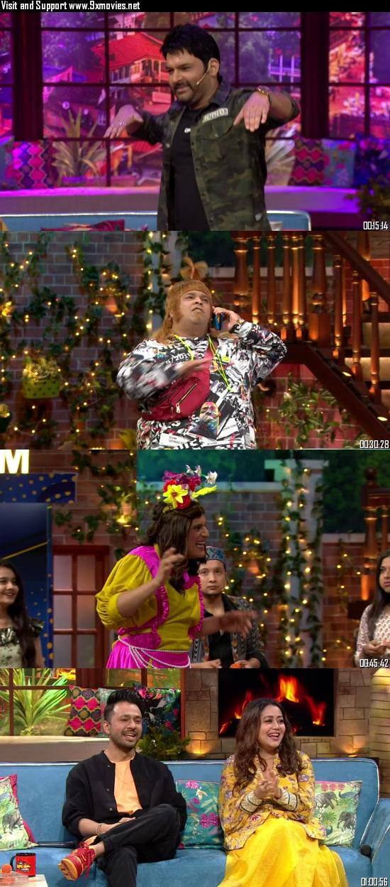 The Kapil Sharma Show 26 September 2021 HDTV 720p 480p [700mb 300mb]