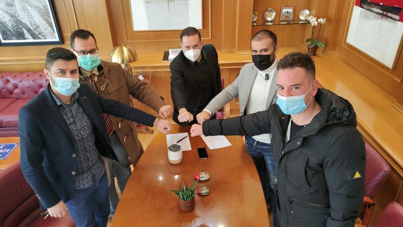Δήμος Αλεξανδρούπολης: Ενώθηκαν οι ενωμένοι - Και επίσημα «συγκυβέρνηση» Ζαμπούκη - Αραμπατζή