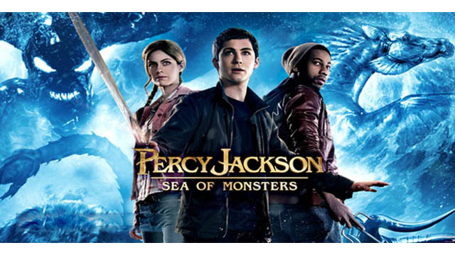 Percy Jackson 2: Sea of Monsters (2013) Movie [Dual Audio] [ Hindi + English ] [ 720p + 1080p ] BluRay Download