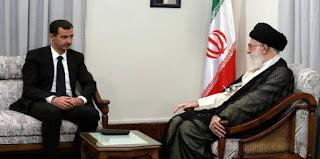 إيران توقع مذكرة تفاهم مع نظام الأسد تقضي بتوليها إعادة إعمار سوريا