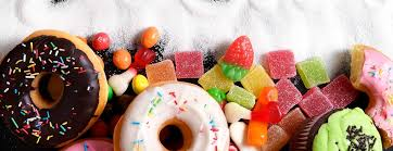 suger foods