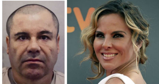 Kate del Castillo de relación amistosa con El Chapo Guzmán a gobernadora del Estado de México?
