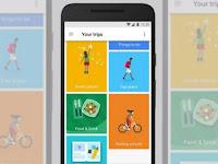 Inilah Fitur Yang Terdapat Pada Google Travel App