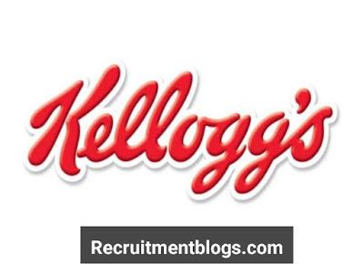 Kellogg's Egypt Multiple Vacancies