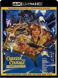 La aventura de los Ewoks: Caravana del Valor (1984) 4K [2160p] [Latino] [GoogleDrive] [RangerRojo]