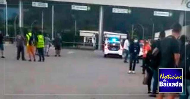 Polícia identifica criminosos que assaltaram centro de distribuição em Xerém, Duque de Caxias