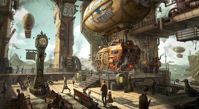 Steampunk: Una brevísima introducción
