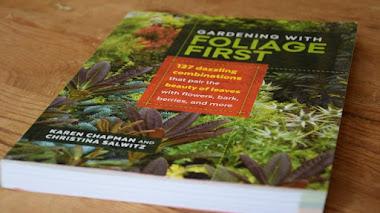 Gardening with foliage first: combinar plantas empezando por el follaje
