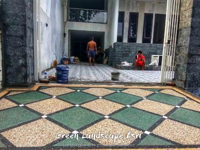 Jasa Tukang Batu Sikat dan Harga Pasang Lantai Carport Indramayu