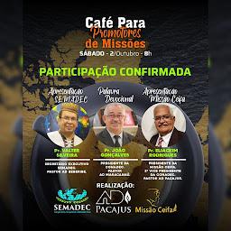 Grande evento de missões