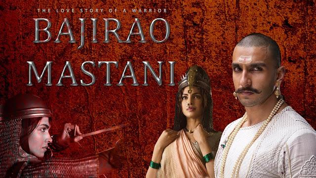 Bajirao Mastani (2015) - Ranveer Singh, Deepika Padukone And Priyanka Chopra