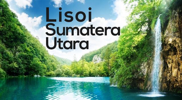 Lirik Lagu Lisoi - Sumatera Utara