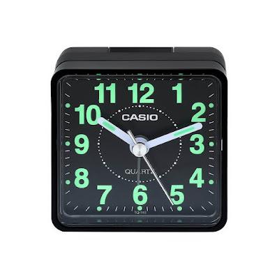 Casis Analog Alarm Clock
