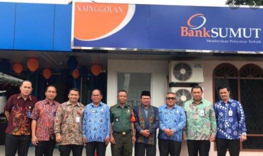 Alamat Lengkap dan Nomor Telepon Kantor Cabang Bank Sumut di Gunung Tua