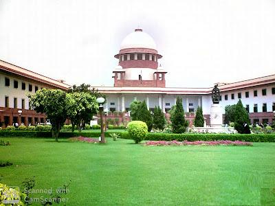 Indian Supreme court/Indian Judiciary