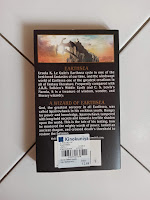 Back Cover A Wizard Of Earthsea