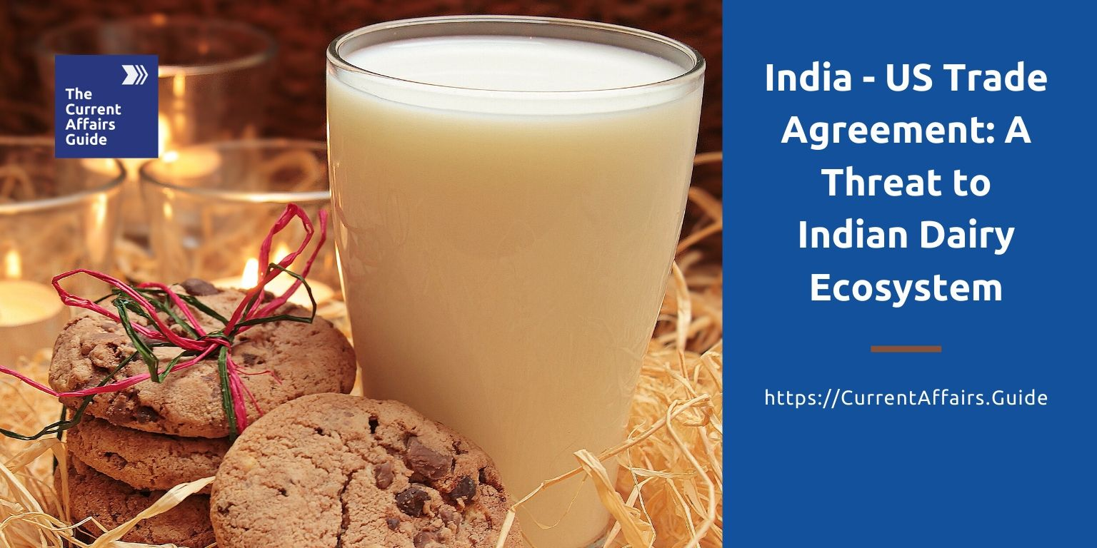 Indian Dairy Industry and Ecosystem