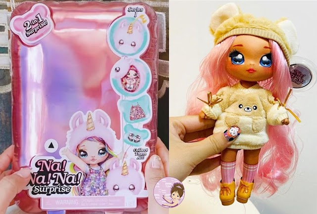 Soft Fashion Dolls Na! Na! Na! Surprise Release Date