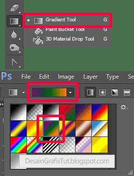 Memlih-gradient-tool-dan-gradasi-warnanya-di-Photoshop