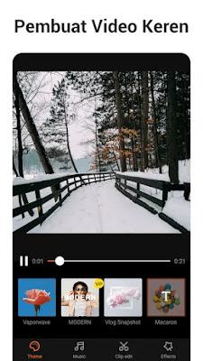 Aplikasi VivaVideo