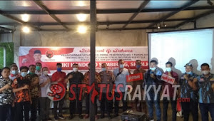 DPRD Sumut Kiki Handoko Melakukan Sosperda Pemprovsu Bersama Masyarakat dan Lintas Organisasi