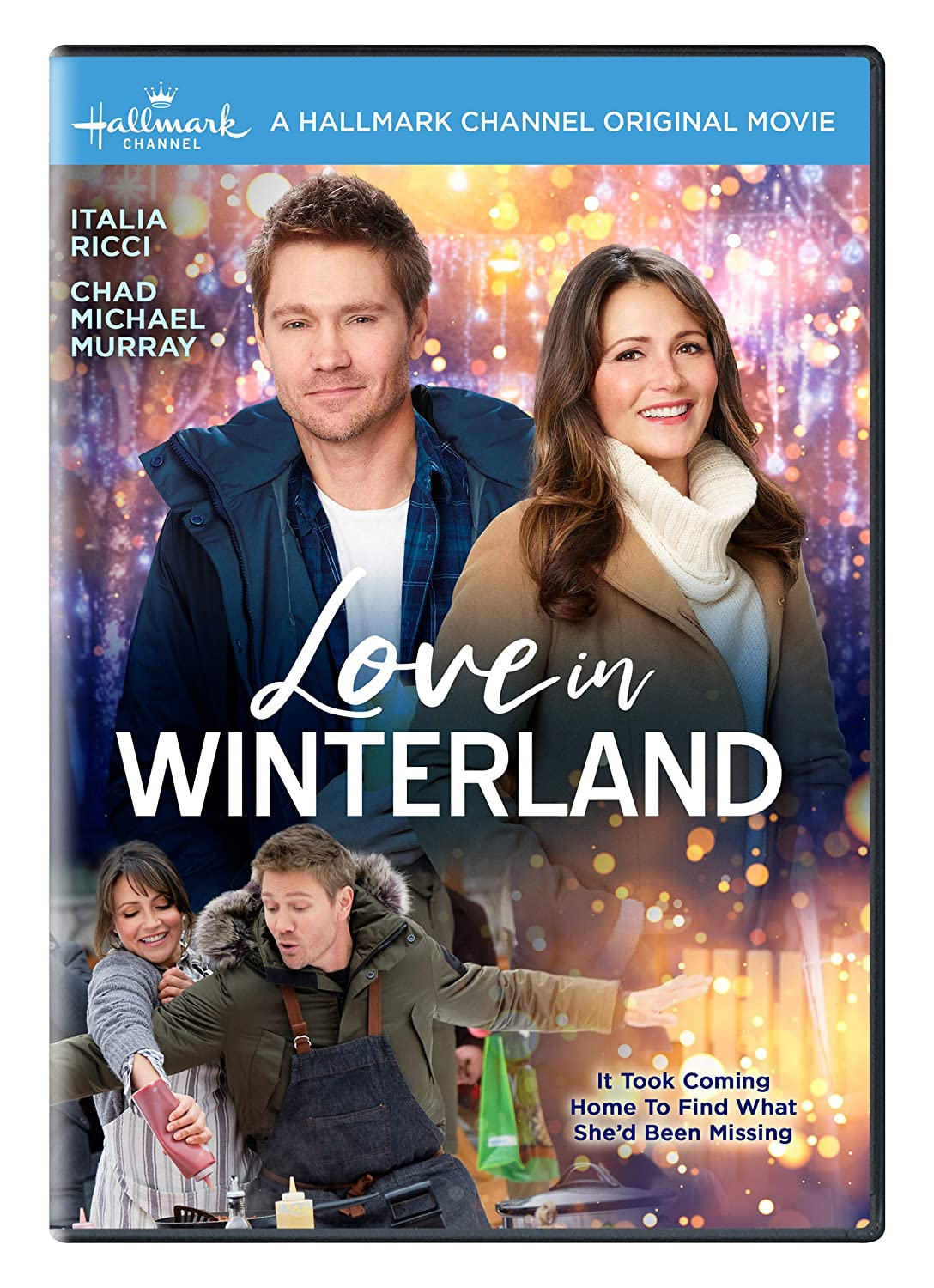 Its A Wonderful Movie Your Guide To Family And Christmas Movies On Tv 2020 Hallmark Movie Dvd Releases From Amazon And Walmart