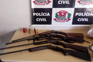 Polícia Cívil de Registro-SP prende 59 pessoas e apreende 01 adolescente infrator no Vale do Ribeira