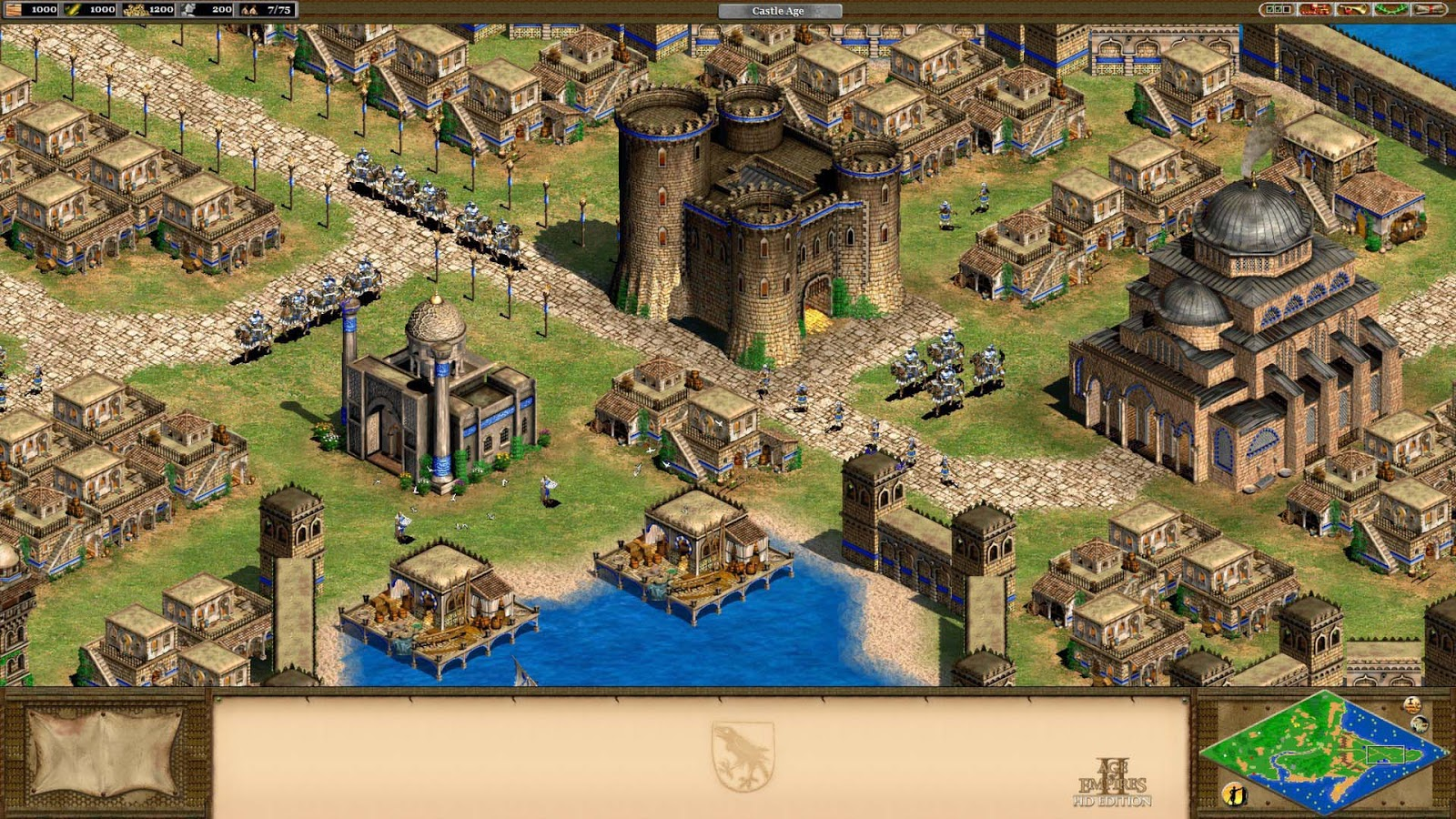 Age Of Empires wallpapers game wallpapers
