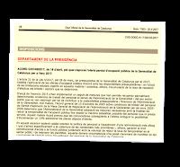 Publicada l'oferta d'ocupació pública per al 2017