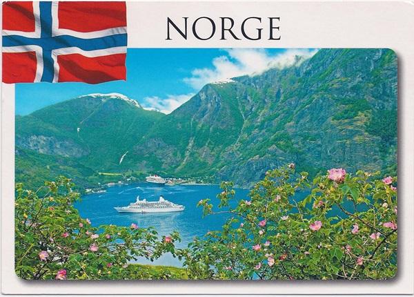 107. Norwegia
