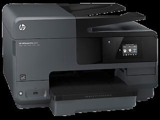 HP Officejet Pro 8610 Drivers
